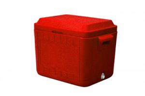 8476-michigan 2-caser-cooler-red
